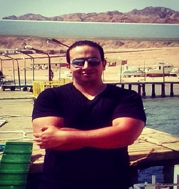 Mohamed Abdelsalam, 32, Cairo, Egypt