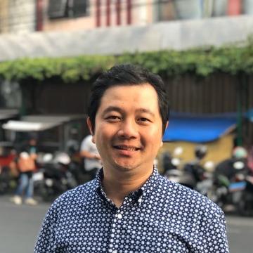 Dennis, 35, Medan, Indonesia