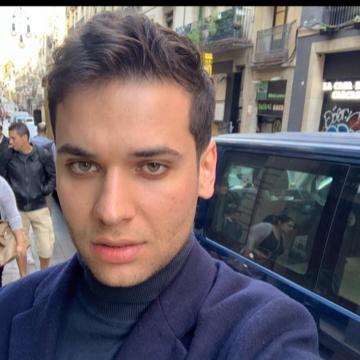 Orxan Mirzoyev, 28, Baku, Azerbaijan