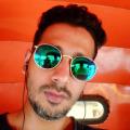Manish Chougule, 33, Mumbai, India