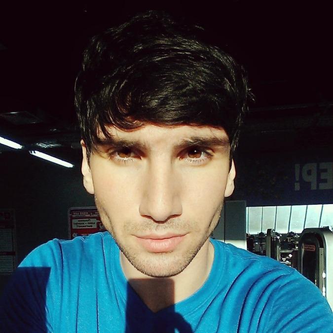 Ilyas Mokhammad, 29, Kiev, Ukraine