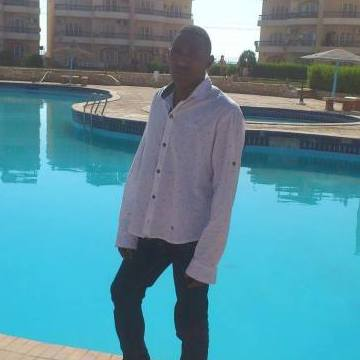 الغزال الاسمر الرزيقى, 32, Cairo, Egypt