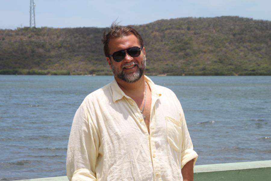 Fernando Santiago, 53, San German, Puerto Rico