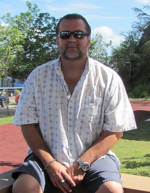 Fernando Santiago, 55, San German, Puerto Rico