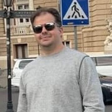 Will Southerland, 38, Odesa, Ukraine