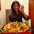 Jaafari Abdelbast, 30, Casablanca, Morocco
