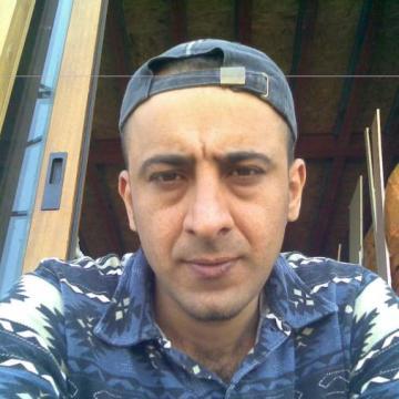 erdal, 42, Istanbul, Turkey