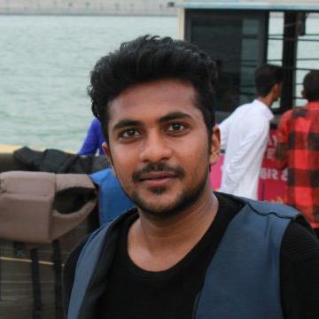 Akash Shah, 26, Ahmedabad, India