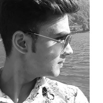 Ashish Aggarwal, 24, New Delhi, India
