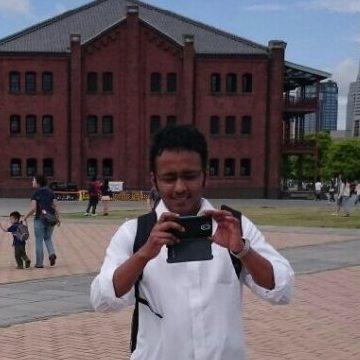 Siddharth Raghunath, 33, Kuala Lumpur, Malaysia