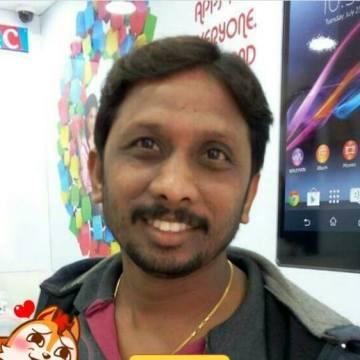 Yvr Venkat, 42, Hyderabad, India