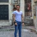 Burkan Kologlu, 26, Istanbul, Turkey