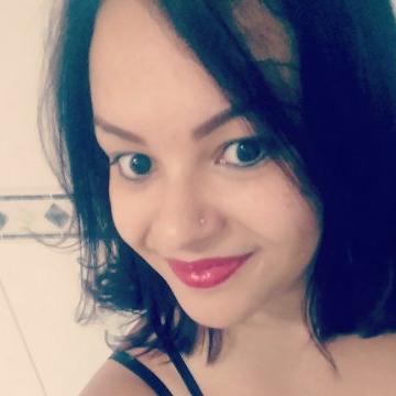 Ariela Barbosa, 26, Campinas, Brazil