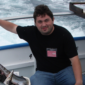 Eugene, 41, Miami, United States