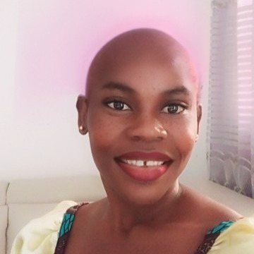 Bih Emeldine, 24, Yaounde, Cameroon