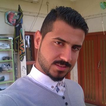Hussein-Jawad , 30, Hussein Dey, Algeria