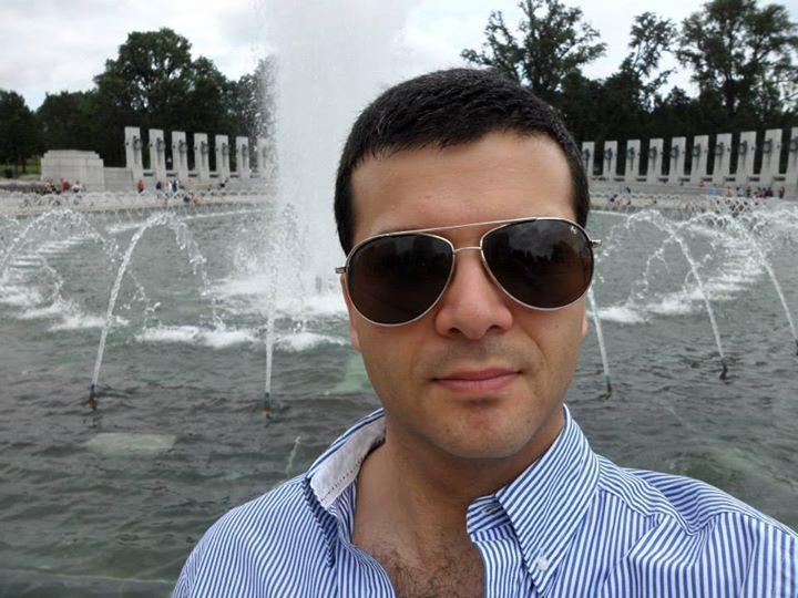 Miguel Trincado, 38, Santiago, Chile