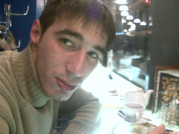 Aleksander Snurnikov, 36,