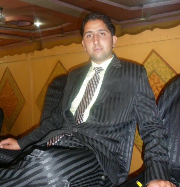 Waqar Ali Jan Malik, 31, Islamabad, Pakistan