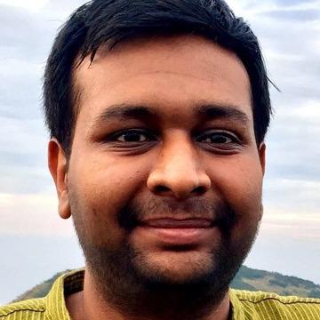 Shonit Mittal, 31, Hyderabad, India