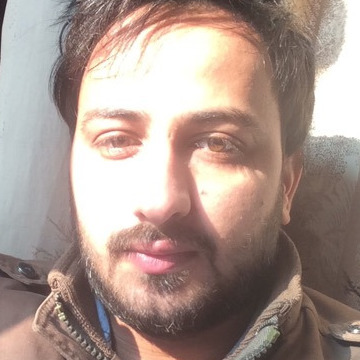 Chirag Dalal, 29, Sonepat, India