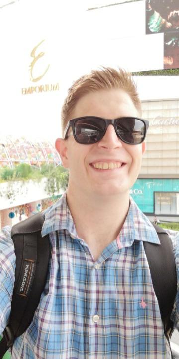 Matt, 29, Siem Reap, Cambodia