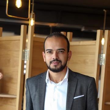 Mazen Qasem, 34, Jerusalem, Israel