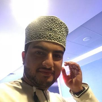 Ahmed, 24, Muscat, Oman