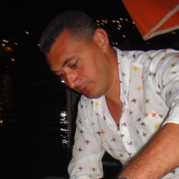 Ali, 29, Istanbul, Turkey
