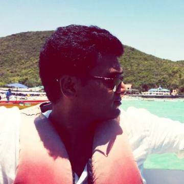 Neeraj Nair, 29, Dubai, United Arab Emirates