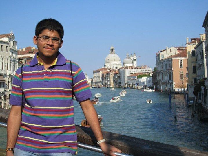 Mohammed Irfan, 31, Kollam, India