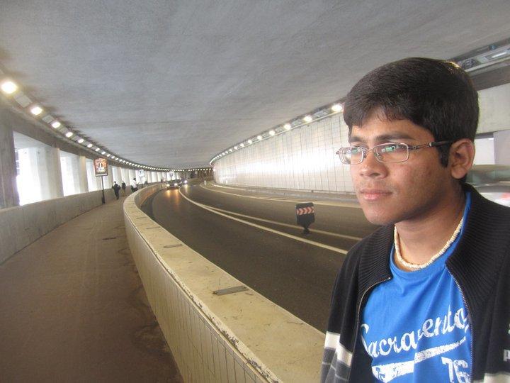 Mohammed Irfan, 32, Kollam, India
