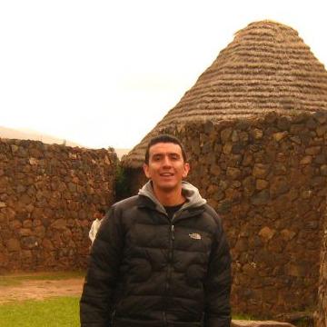 Andres Rocha, 44, Bogota, Colombia