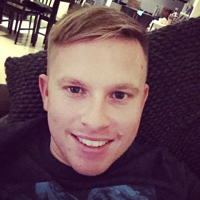 Darren Harvey, 35, Abu Dhabi, United Arab Emirates