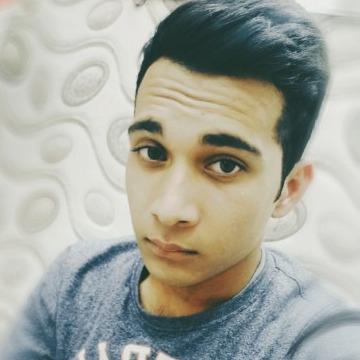 Vishal Tripathi, 20, Allahabad, India