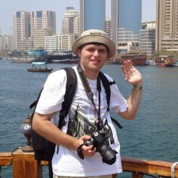 Alexander Begun, 36, Lviv, Ukraine