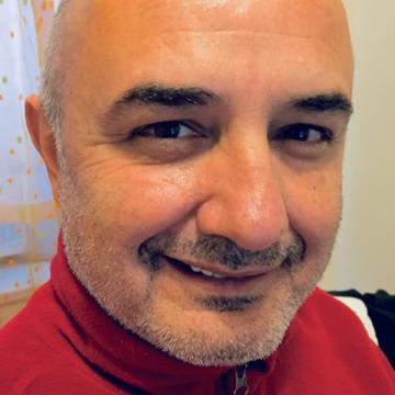 Çağatay, 46, Istanbul, Turkey