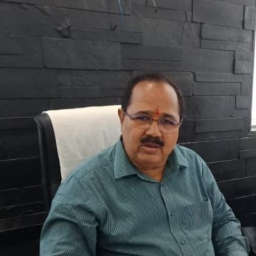 Rajendra Bade, 54, Pune, India
