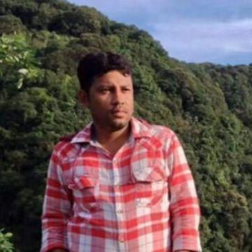 Er Manash Ranjan Mohanty, 34, Ottawa, Canada