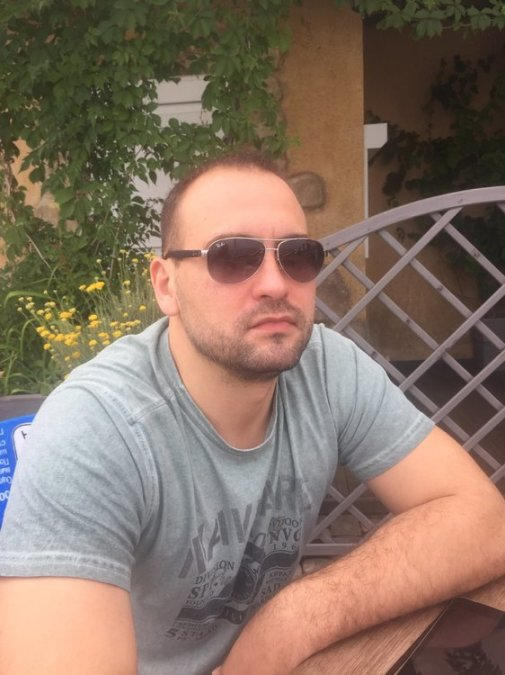 Faust, 41, Moscow, Russian Federation