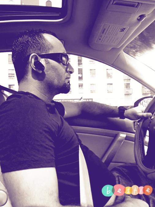 Ali Haidary Ahwazi, 35, Dubai, United Arab Emirates