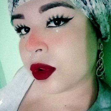 Jackeline Santos, 25, Brasilia, Brazil