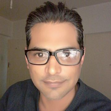 Faadil Abader, 47, Johannesburg, South Africa