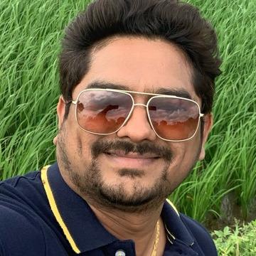 Ashish Mahale, 32, Mumbai, India
