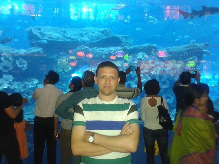 Salah Eldin, 36, Dubai, United Arab Emirates