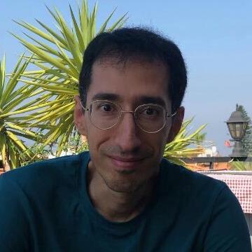 Reza, 35, Gaziantep, Turkey