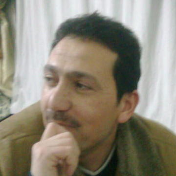nizar halabi, 47, Syria, United States