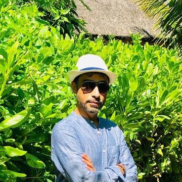 Abdulla, 37, Abu Dhabi, United Arab Emirates