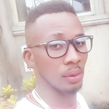 Collyno, 31, Abuja, Nigeria