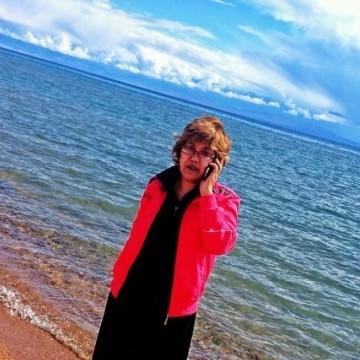 aina, 57, Bishkek, Kyrgyzstan